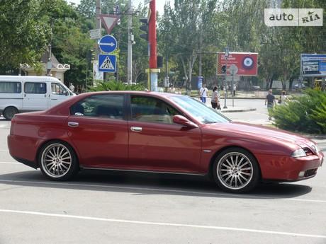 Alfa Romeo 166 2002