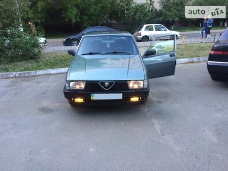 Alfa Romeo 75 1990