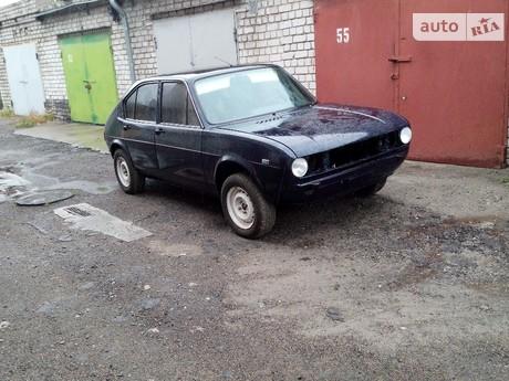 Alfa Romeo Alfasud 1981