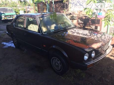 Alfa Romeo Alfetta 1984