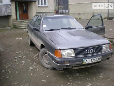 Audi 200 1985