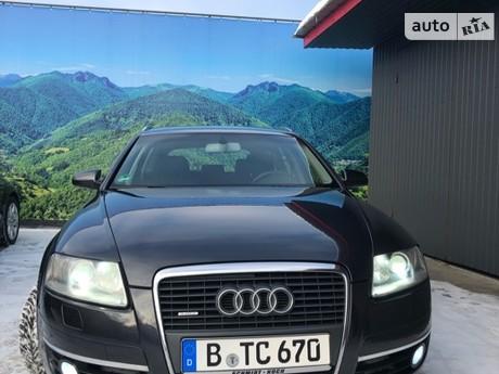 Audi A6 2.0 TFSI MT (180 л.с.) 2006