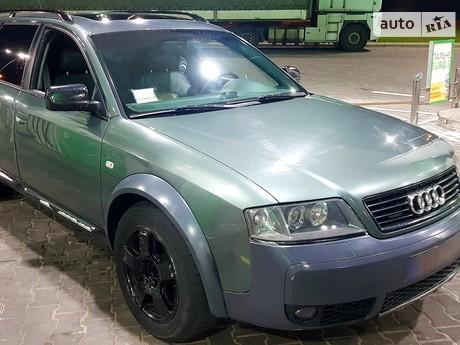 Audi Allroad 2001