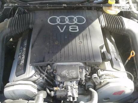 Audi V8 1992