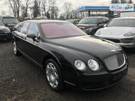 Bentley Flying Spur V12S 6.0 АТ (635 л.с.) 2006