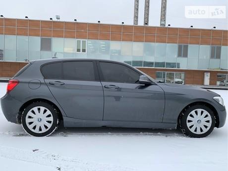 BMW 116 2012