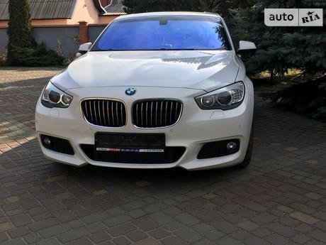 BMW 530 GT 2013