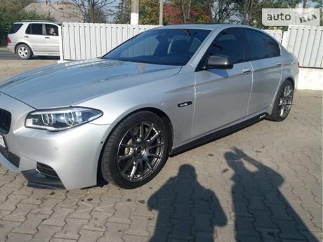 BMW 550 2014