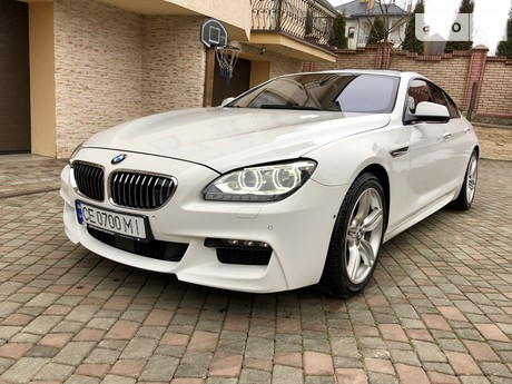 BMW 640 2014