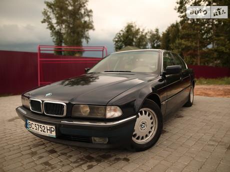 BMW 725 1998