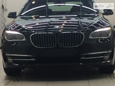 BMW 730 2013