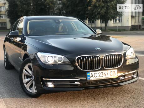BMW 730 2014