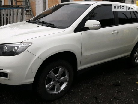 BYD S6 2.0 MT 2013