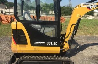 Caterpillar 301.8 2012