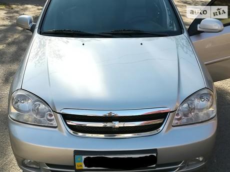 Chevrolet Lacetti 2009
