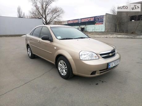 Chevrolet Lacetti 1.8 MT (122 л,с.) 2006