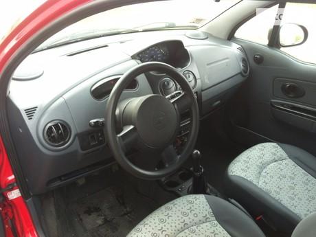 Chevrolet Matiz 2008