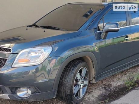 Chevrolet Orlando 2016