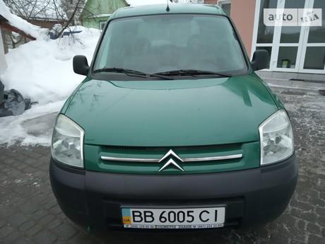 Citroen Berlingo груз. 2005