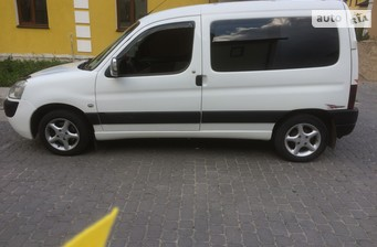 Citroen Berlingo груз.  2005