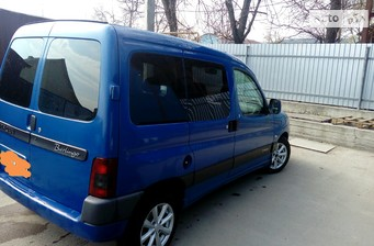 Citroen Berlingo пасс. 2007