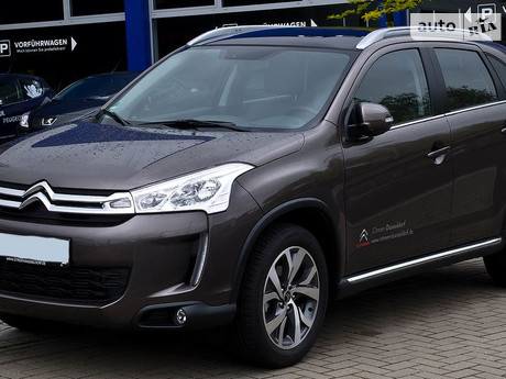 Citroen C4 Aircross 2014