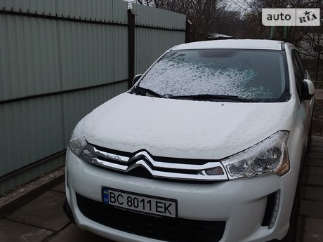 Citroen C4 Aircross 2013
