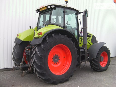 Claas Axion 940 Cmatic 2015