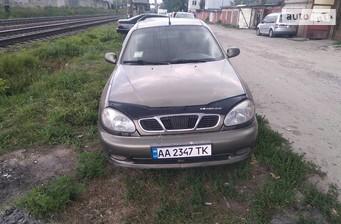 Daewoo Lanos 1.6 MT (106 л.с.) 2004