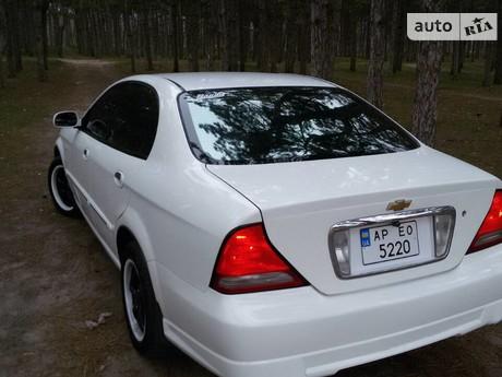 Daewoo Magnus 2000