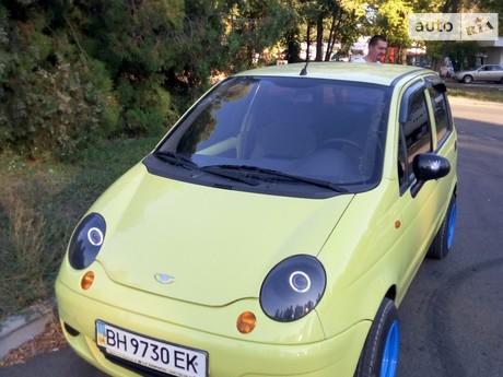 Daewoo Matiz 0.8 MT (50 л.с.) 2007