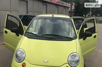 Daewoo Matiz 0.8 MT (52 л.с.) 2007