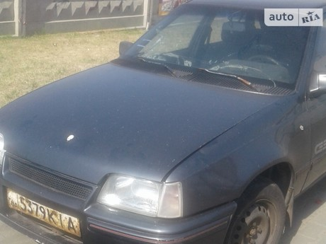 Daewoo Racer 1993