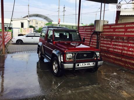 Daihatsu Fourtrak 1993