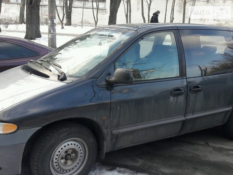 Dodge Caravan 1999