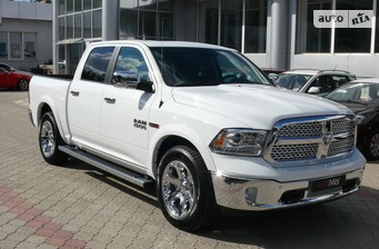 Dodge RAM 1500 3.0D AT 2017