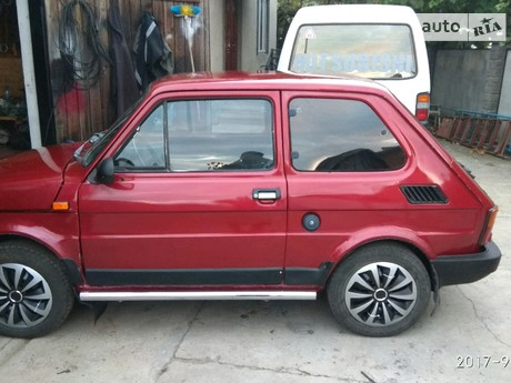 Fiat 126 1987