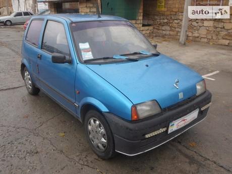 Fiat Cinquecento 1997