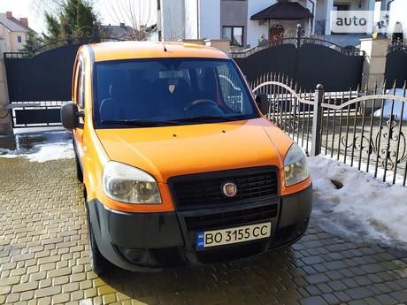 Fiat Doblo груз.-пасс. 2010