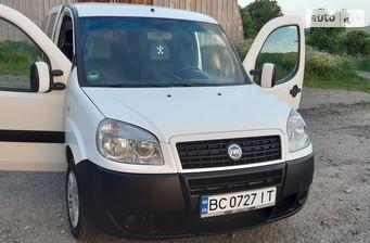 Fiat Doblo груз.-пасс. 2006