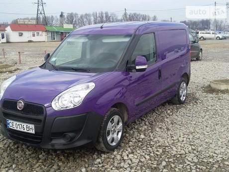 Fiat Doblo груз. 2011