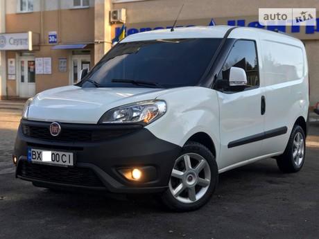 Fiat Doblo груз. New Maxi 1.6D МТ (105 л.с.) 2015