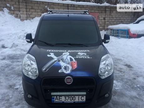 Fiat Doblo груз. 2013
