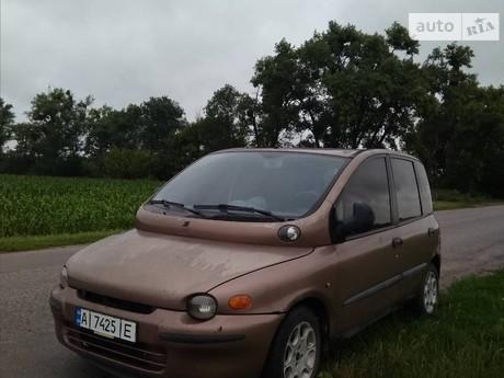 Fiat Multipla 2000