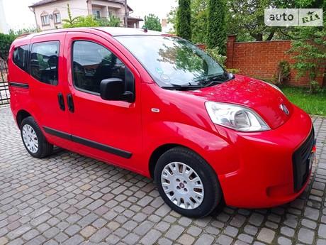 Fiat Qubo пасс. 2010