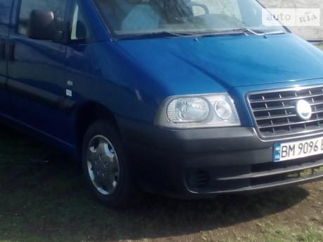 Fiat Scudo груз. 2006