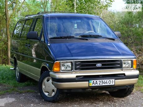 Ford Aerostar 1991