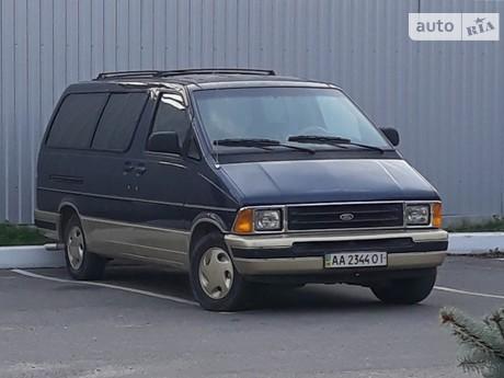 Ford Aerostar 1990