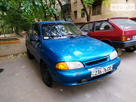 Ford Aspire 1996
