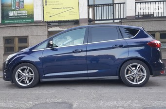 Ford C-Max 1.0 EcoBoost МТ (125 л.с.) 2013